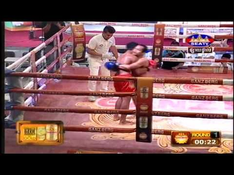 Khmer Boxing | SEATV Cambodian Traditional Boxing | April 26, 2015 Full