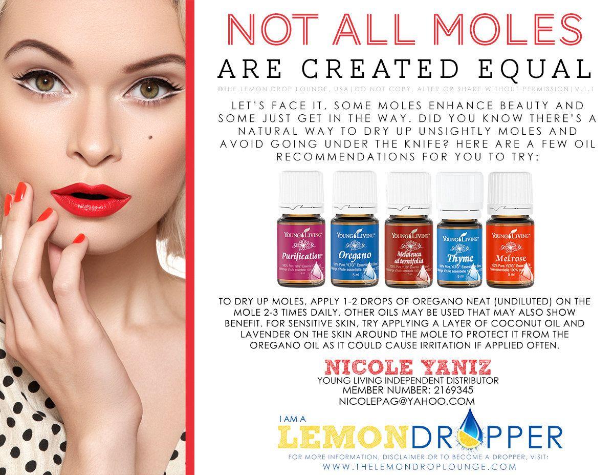 The Lemon Dropper | Moles
