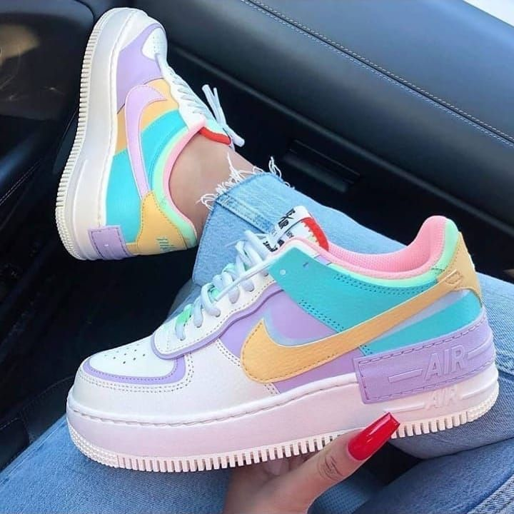zapatillas nike air force mujer