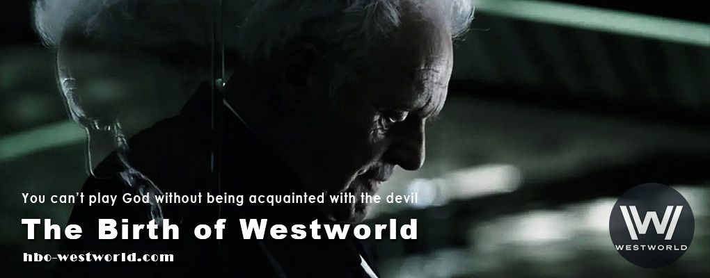 Bicameral Mind The Birth Of Westworld Arnold And Ford