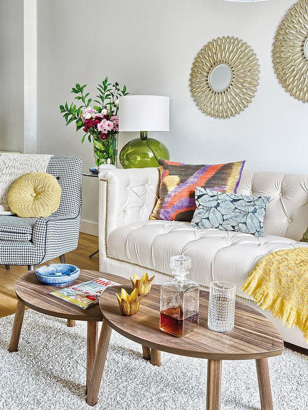 Diez trucos para decorar bien la casa | La casa de mis sueños, Hogar ...