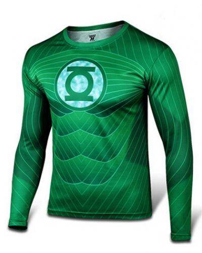 13c5d2a5d Green Lantern long sleeve t shirt for men superheroes- | Superheroes ...