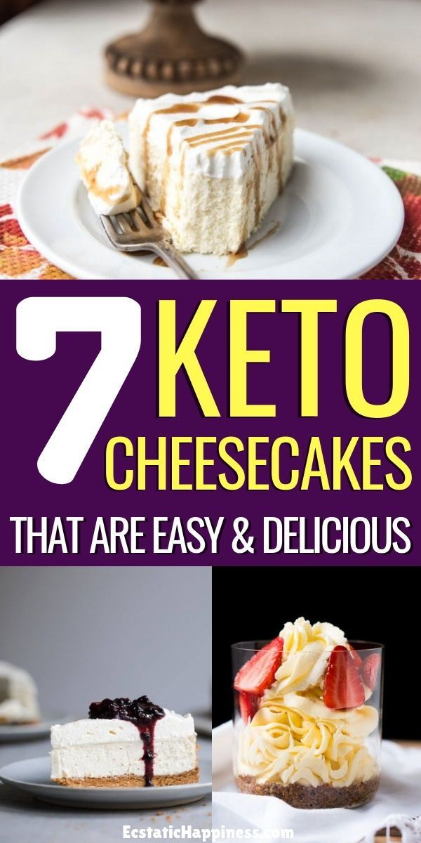 Easy Keto Cheesecake Recipes Your Taste Buds Will Adore