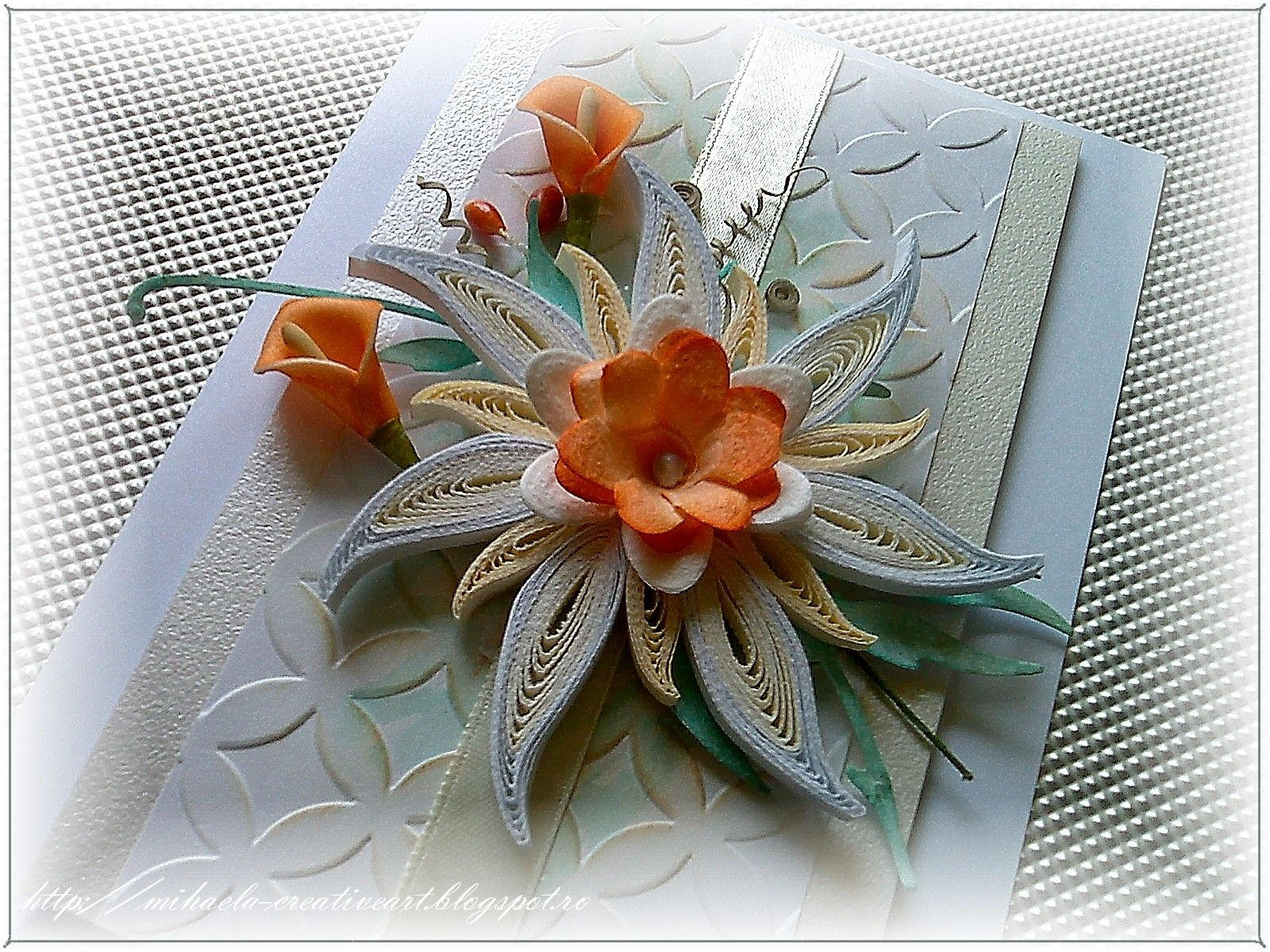 *QUILLING ~ Handmade by Mihaela