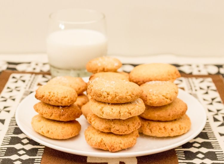 If you're craving for something sweet then try these amazing crunchy coconut cookies recipe. Anyone can make these delicious & healthy cookies within 20mins