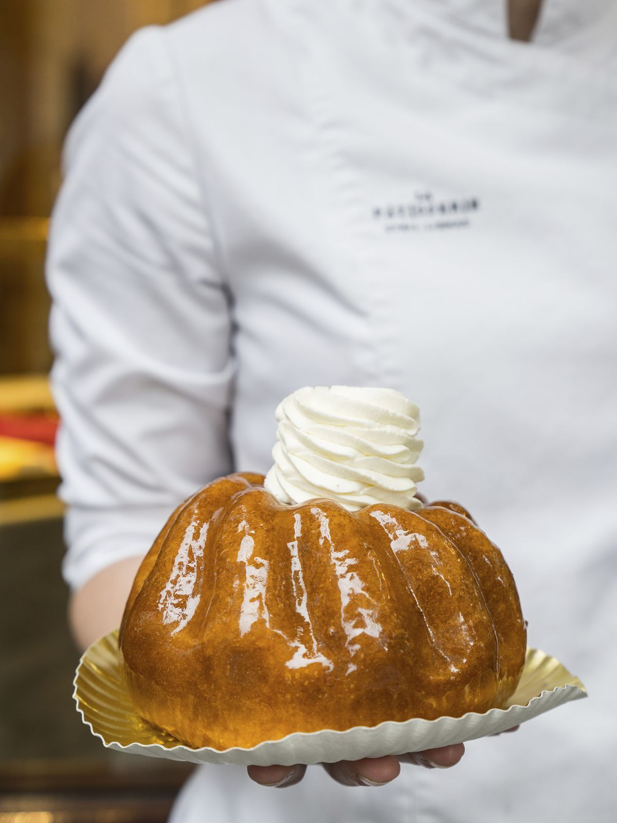 That classic French dessert baba au rhum is making a comeback
