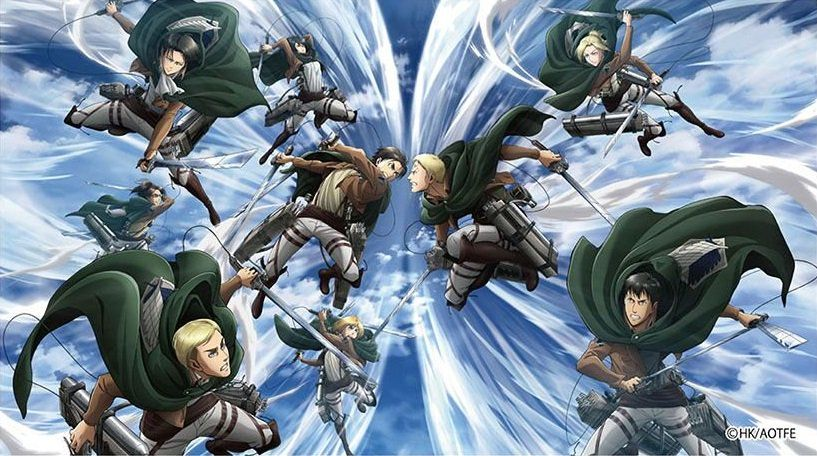 Attack On Titan Wiki On Twitter Attack On Titan Anime Attack On Titan Season Attack On Titan