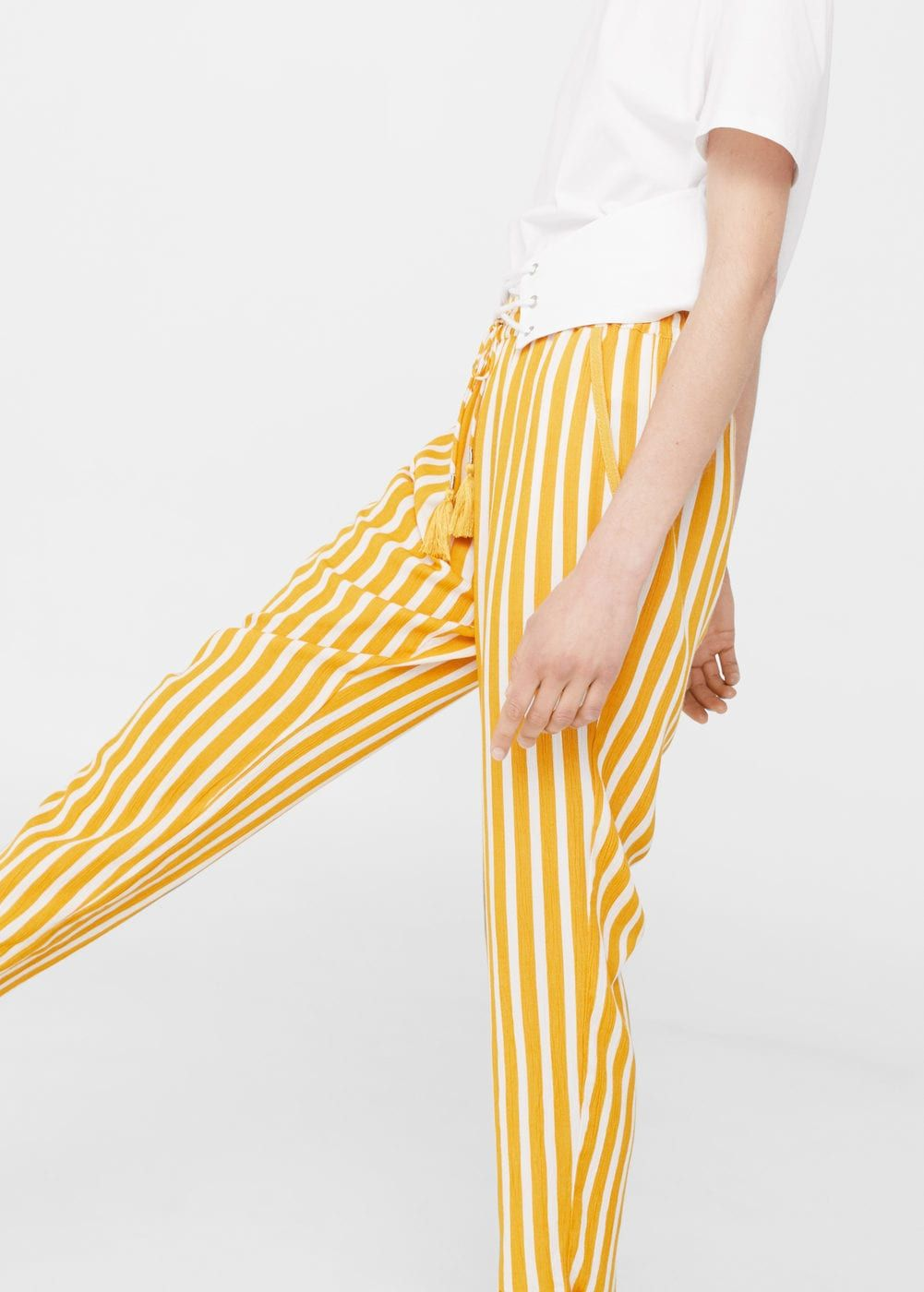 uk cheap sale discover latest trends structural disablities Yellow for days   Clothes That Can Party   Yellow pants ...