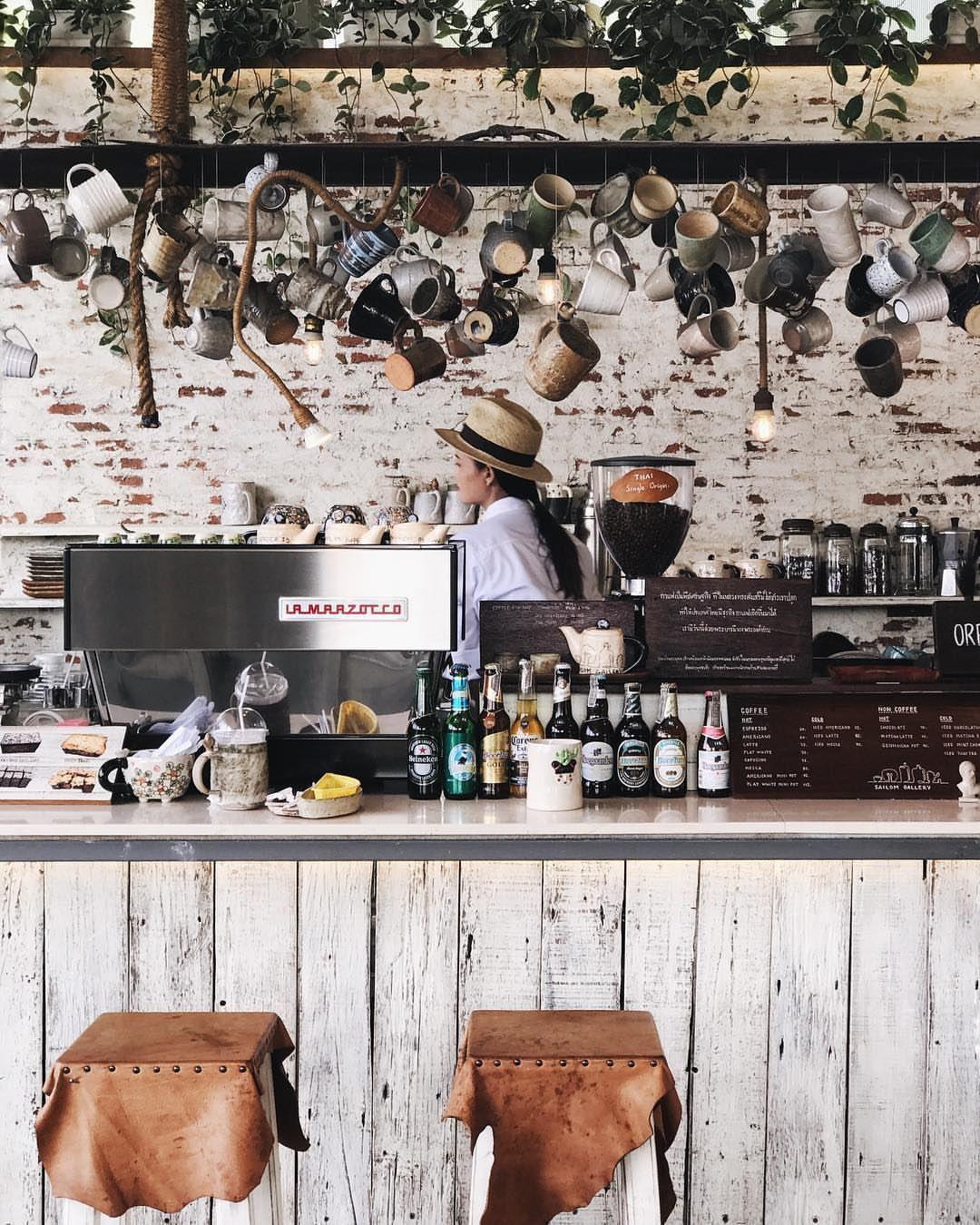 World Of Coffee On Instagram Repost Jiranarong2 Coffeeshop Coffeecorner Coffeetime Ca Phe