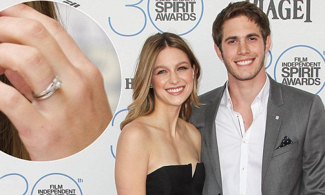 Glee's Melissa Benoist And Blake Jenner Had Secret Wedding