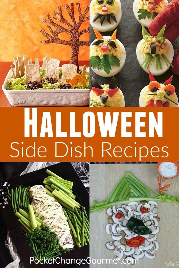 Halloween Party Food Recipes Halloween dishes, Halloween