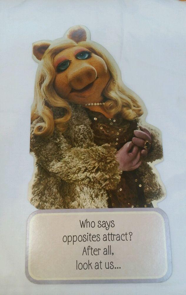 Vtg hallmark 1980 jim henson muppets miss piggy giant greeting card vtg hallmark 1980 jim henson muppets miss piggy giant greeting card 15 m4hsunfo
