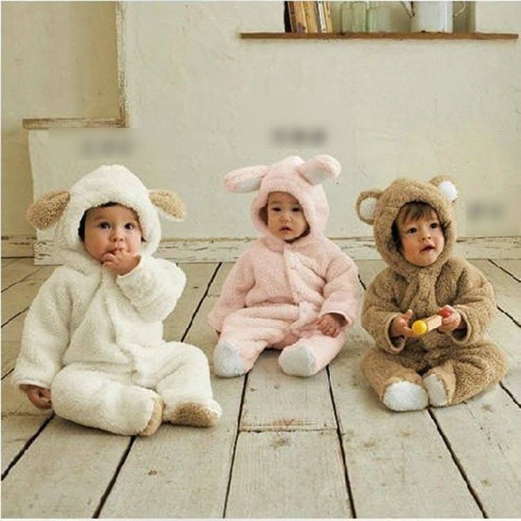 8e6eecf78 Very Cute Fleece Jumpsuits