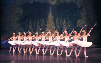 """120° aniversario del ballet """"El Cascanueces"""""""