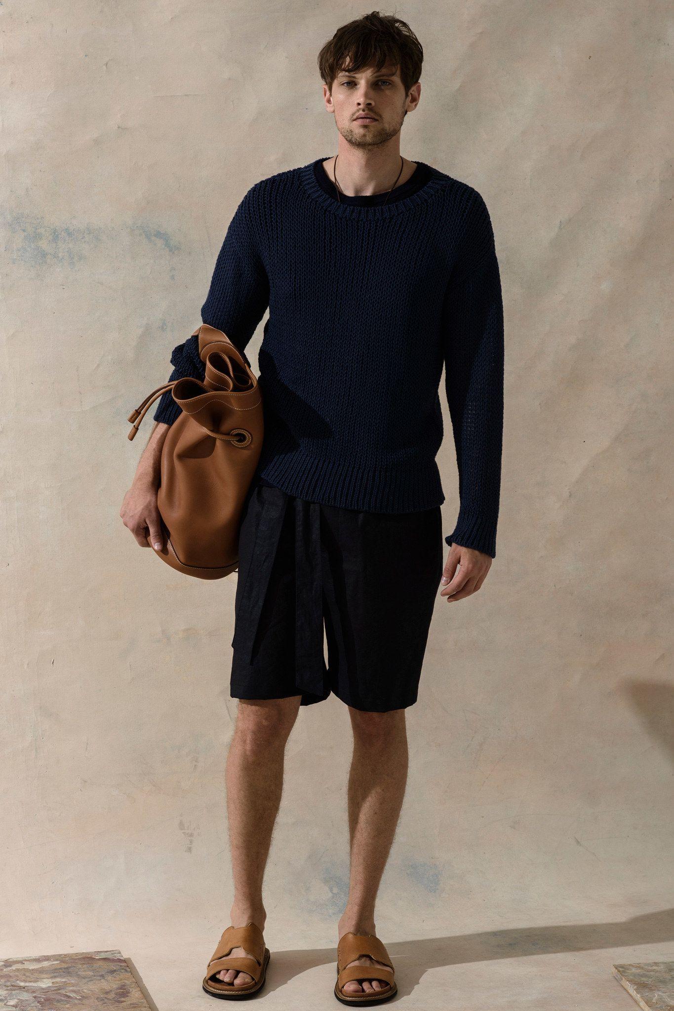 Simon Miller Spring 2016 Menswear Fashion Show