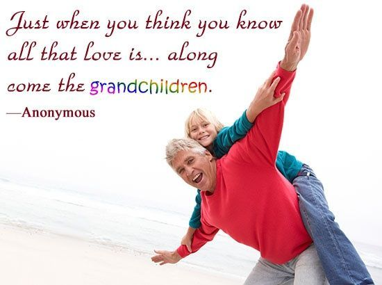 Nice Quotes and Sayings About Grandchildren #grandchildrenquotes Nice Quotes and Sayings About Grandchildren