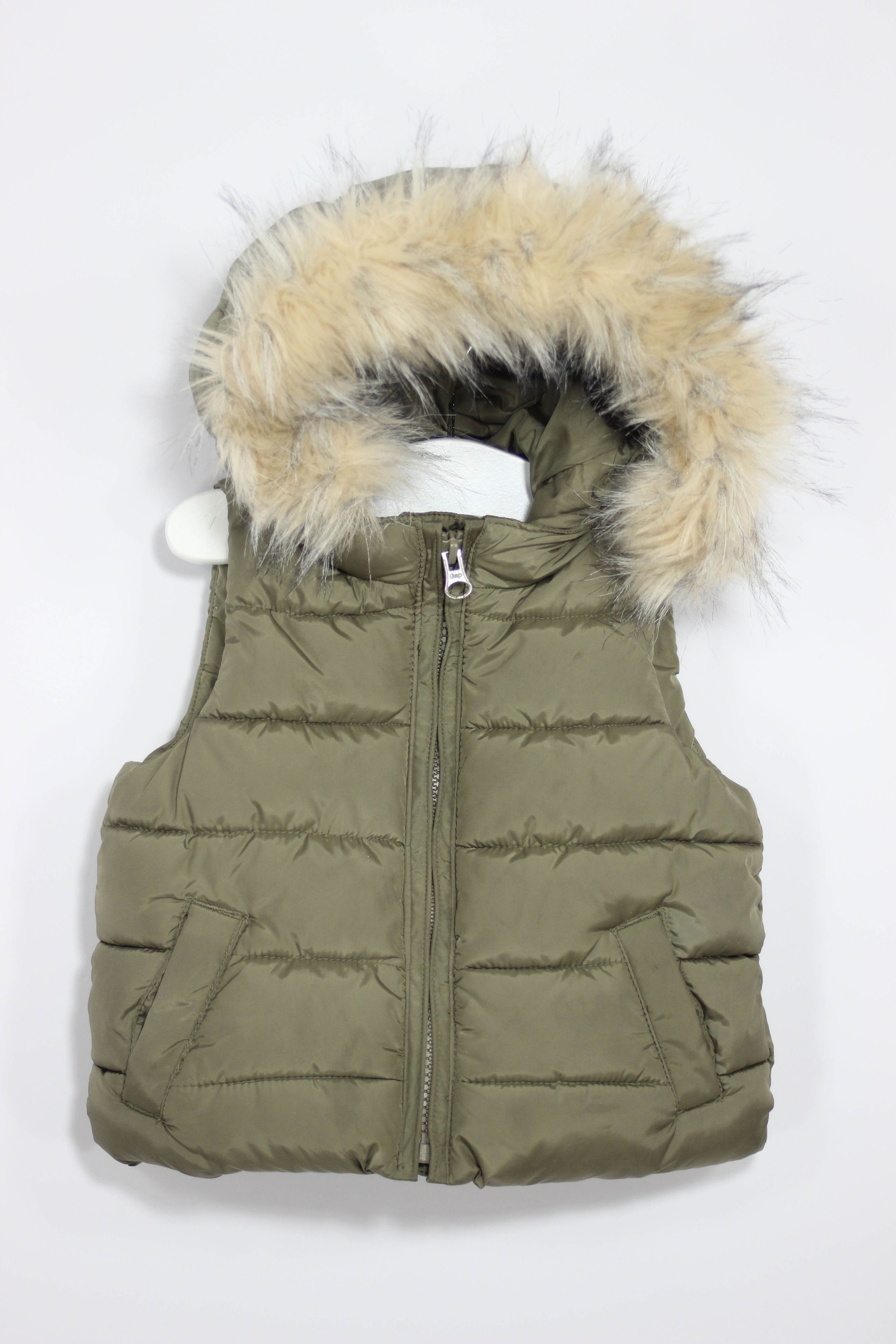 71918fb06 Baby Gap Size 12-18M Puffy Vest
