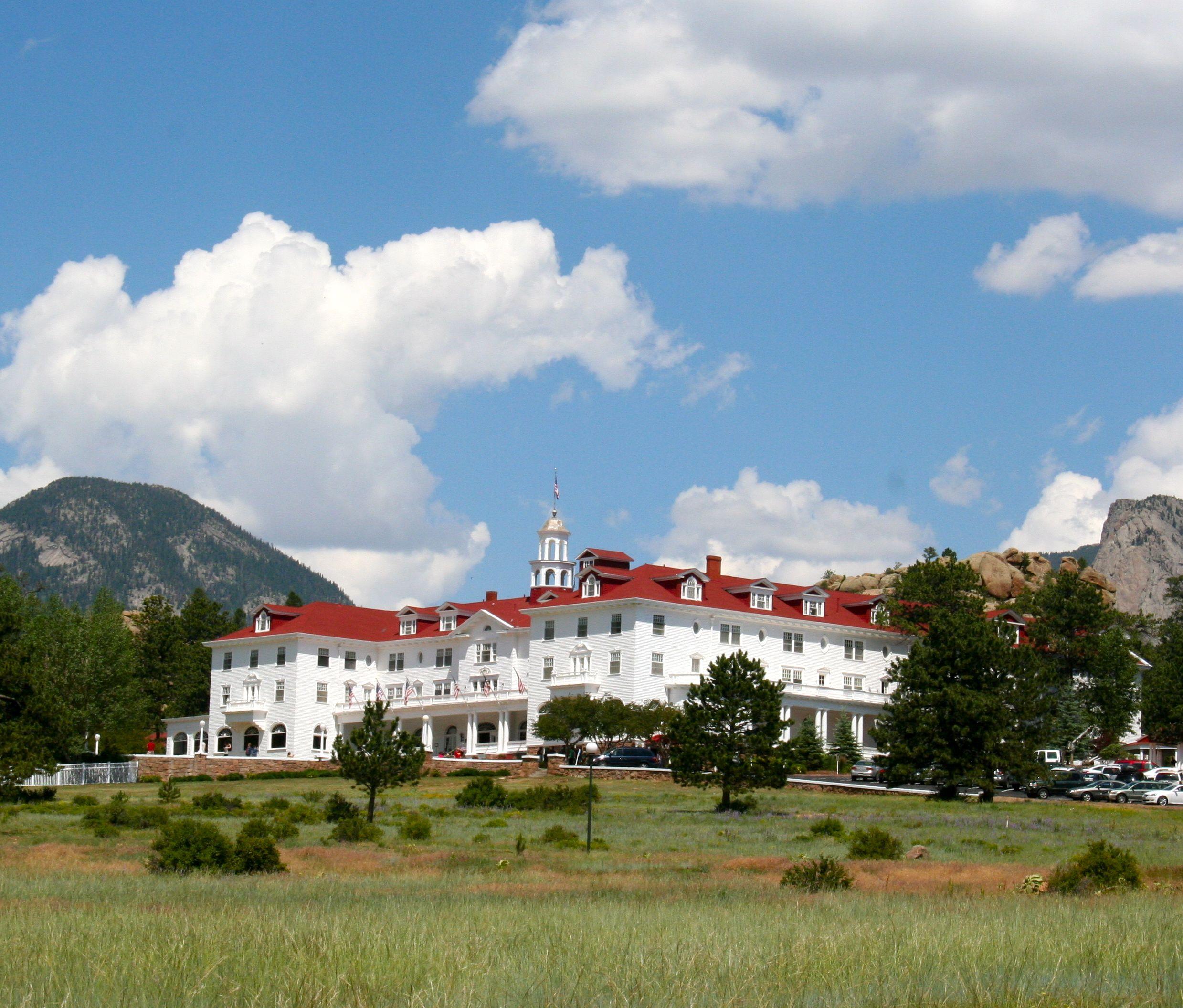 The Stanley Hotel Estes Park Colorado Where The Shining Was