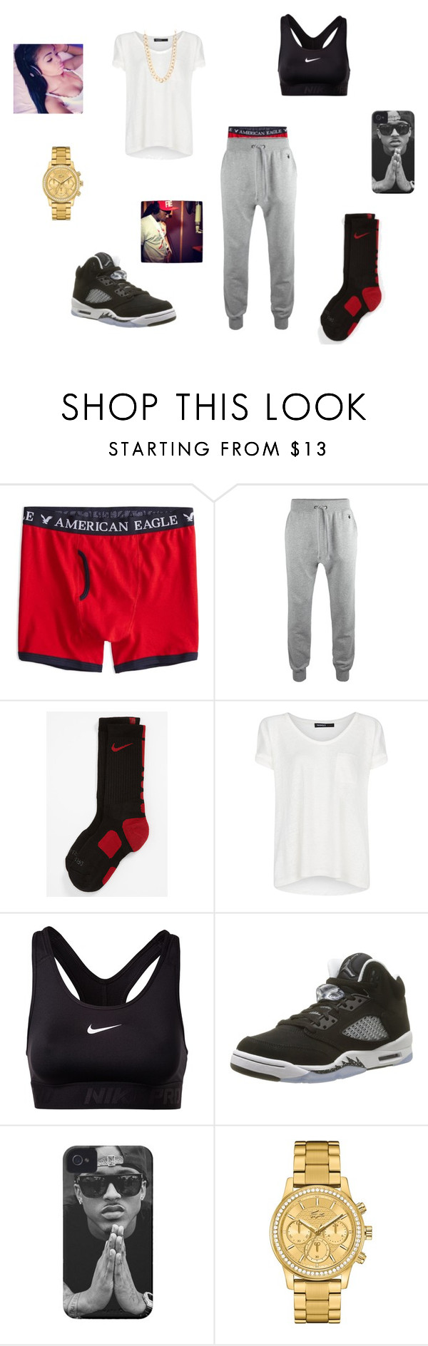 """""""They cant take whats mine, someone like me is hard to find"""" by shadysqueen ❤ liked on Polyvore featuring American Eagle Outfitters, AllSaints, NIKE, MANGO, Retrò, Lacoste and Jane Norman"""