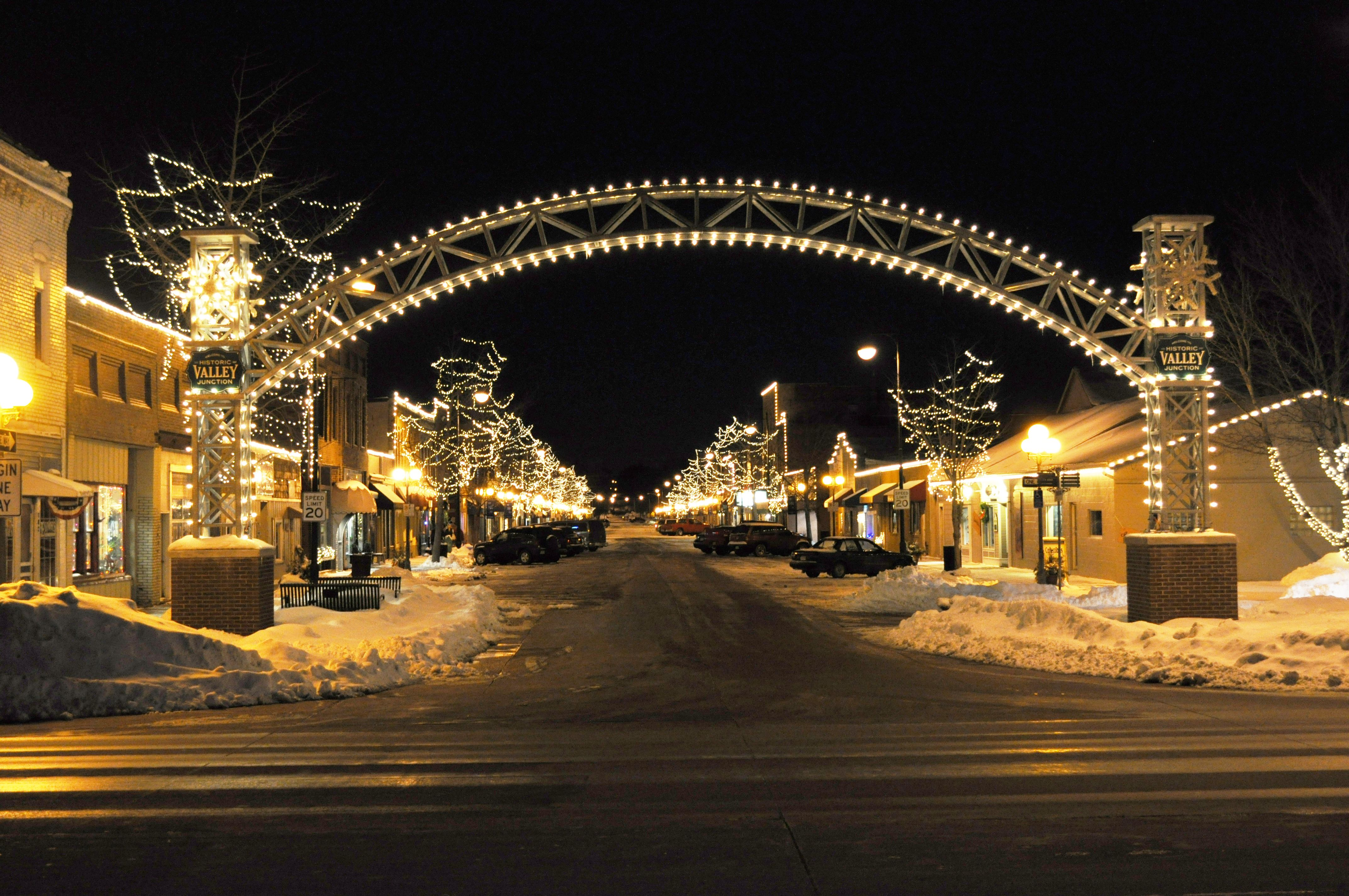 Jingle in the Junction Things to do, Stuff to do, Winter