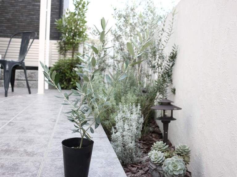 外構 植栽 お家まわりの植木は自分で植えよう 植え方のポイント