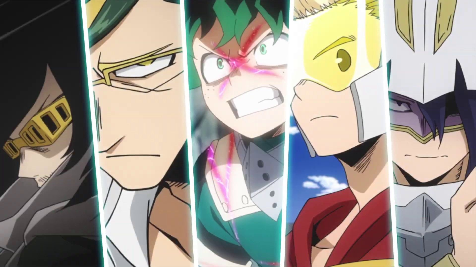 My Hero Academia Season 4 Best Action Anime Anime My Hero