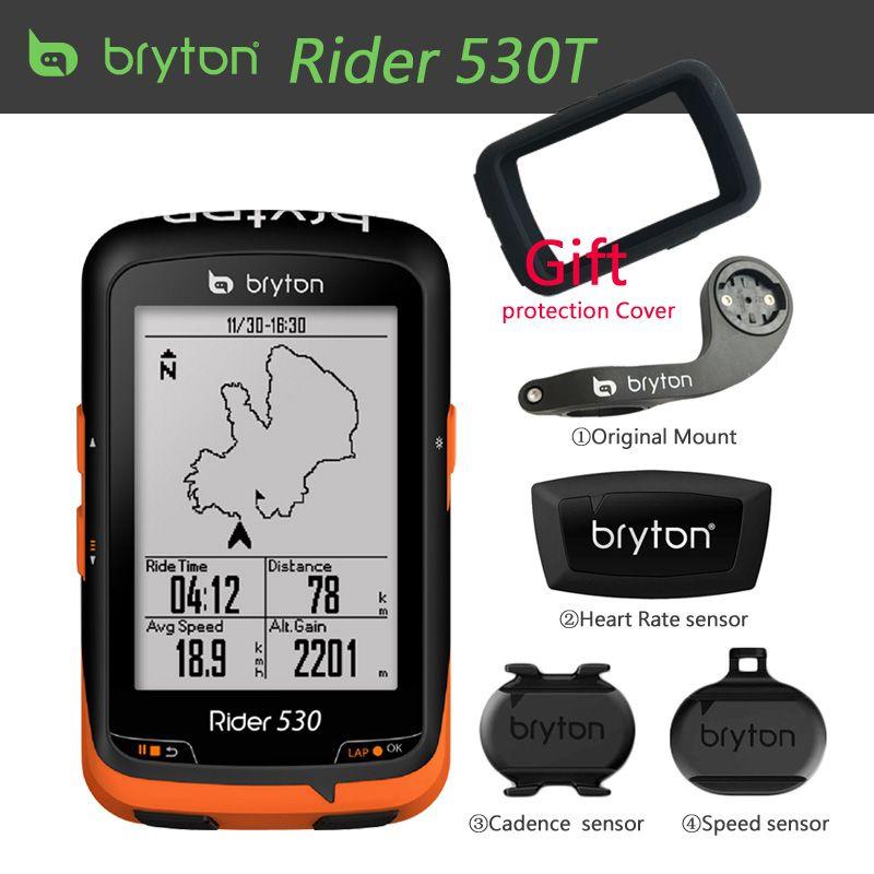 Bryton Rider 530 T Garmin Edge200 520 820 1000 Mount Abilitato Gps