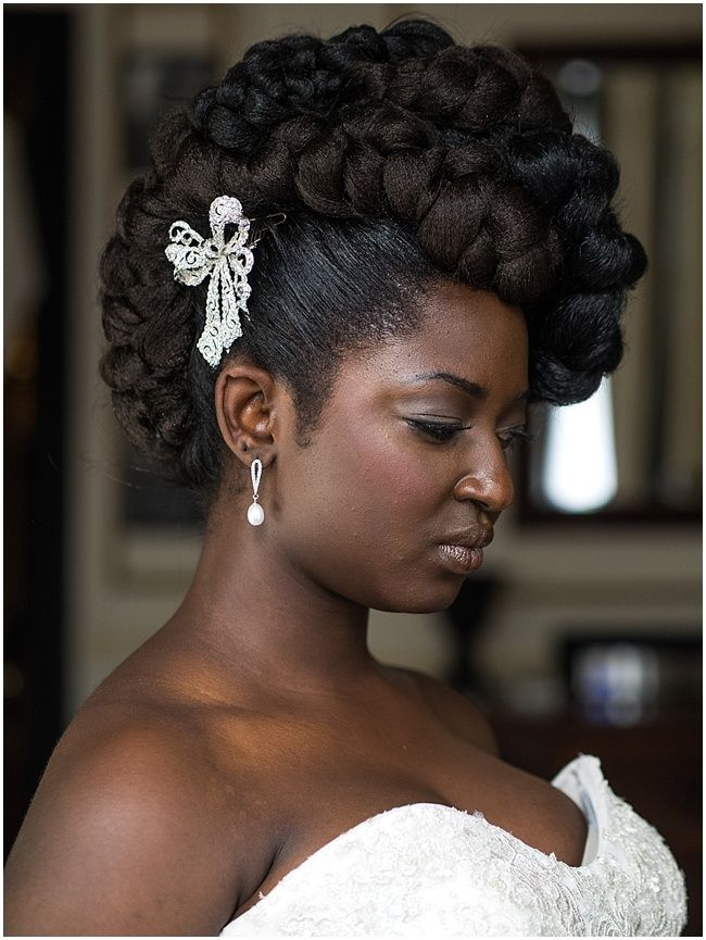 Wedding Hair Politics With Errol Douglas Salon Natural Vs Relaxed Pros And Cons To Keeping Afro Or For Your Day