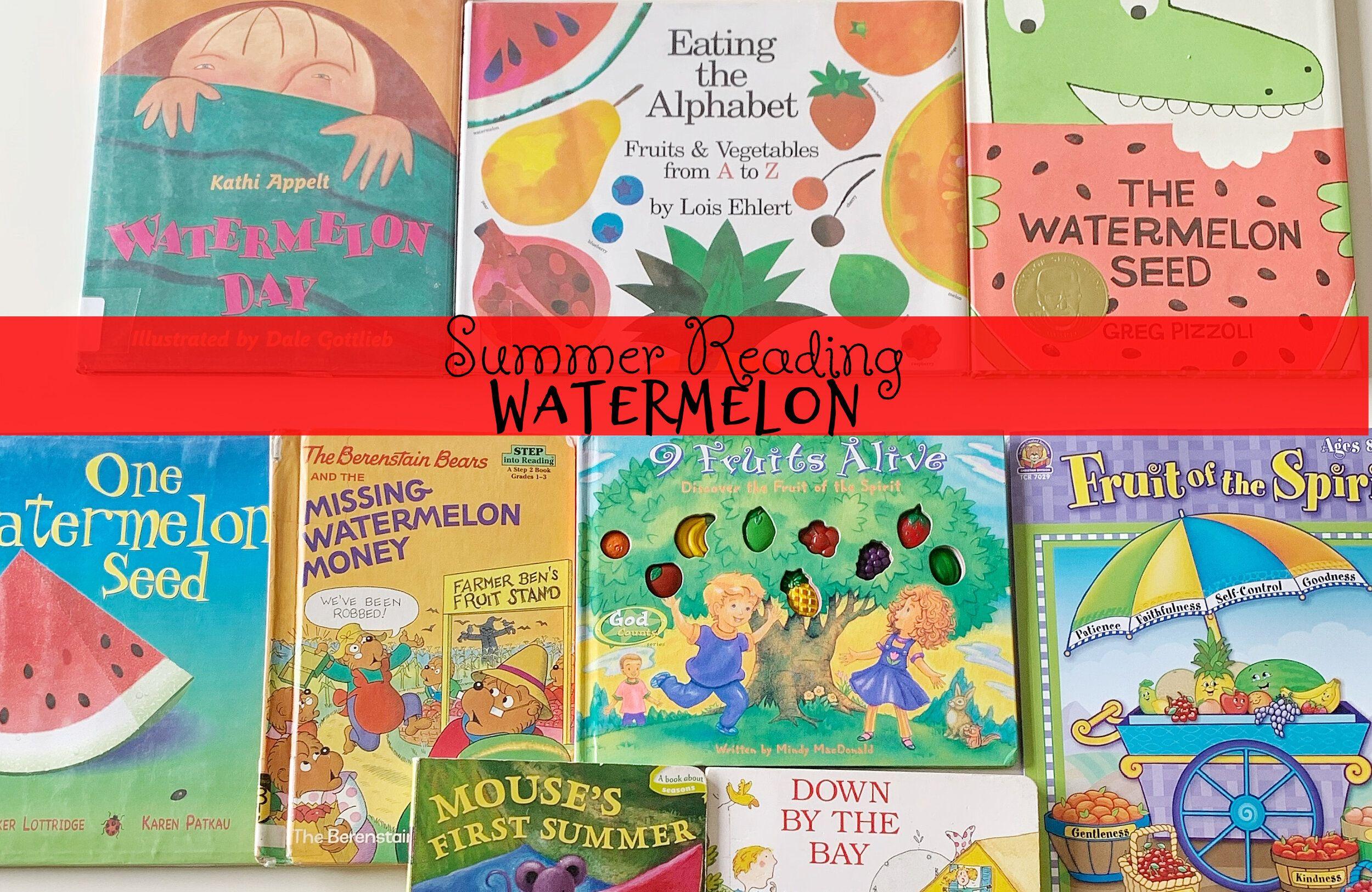 Summer Reading Watermelon Alison Davitt Https Alisondavitt Com Blog Summerreadingwatermelon Summer Reading Kid Friendly Activities Color Activities [ 1626 x 2500 Pixel ]