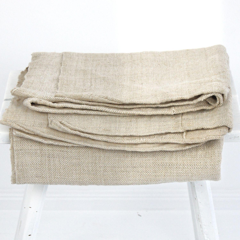 Alte Leinendecke Linen By Boheme Living Com Stone Washed Nestchen Leinen