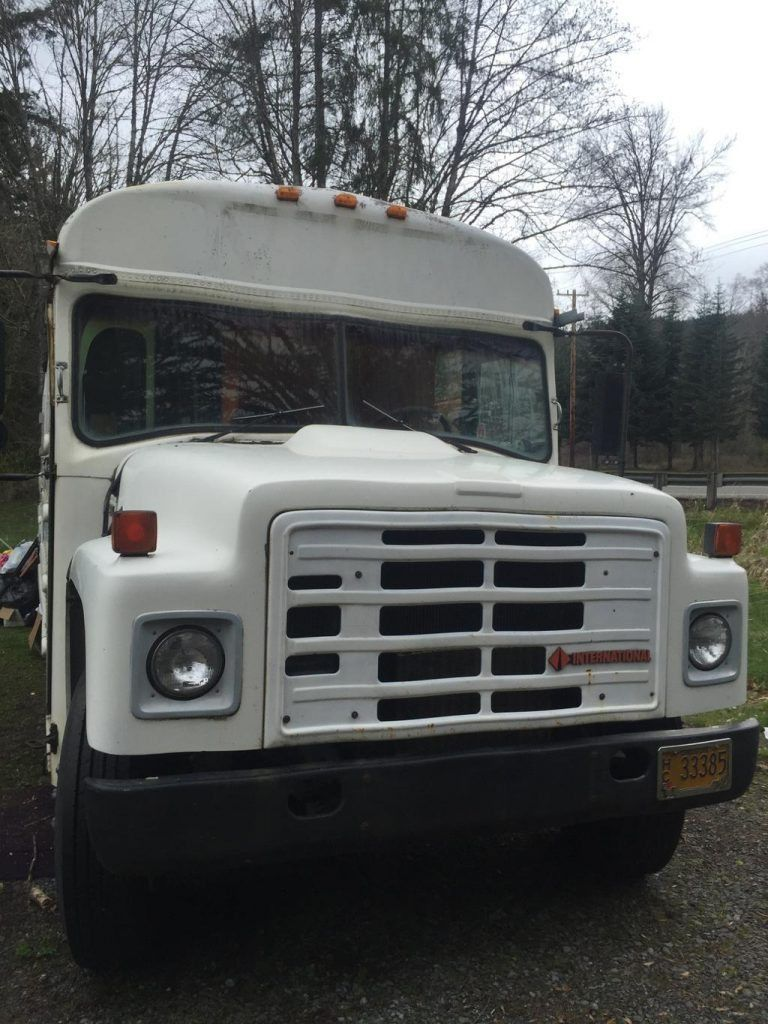 Mostly Finished Skoolie Needs Good Home Converted Bus For Sale In