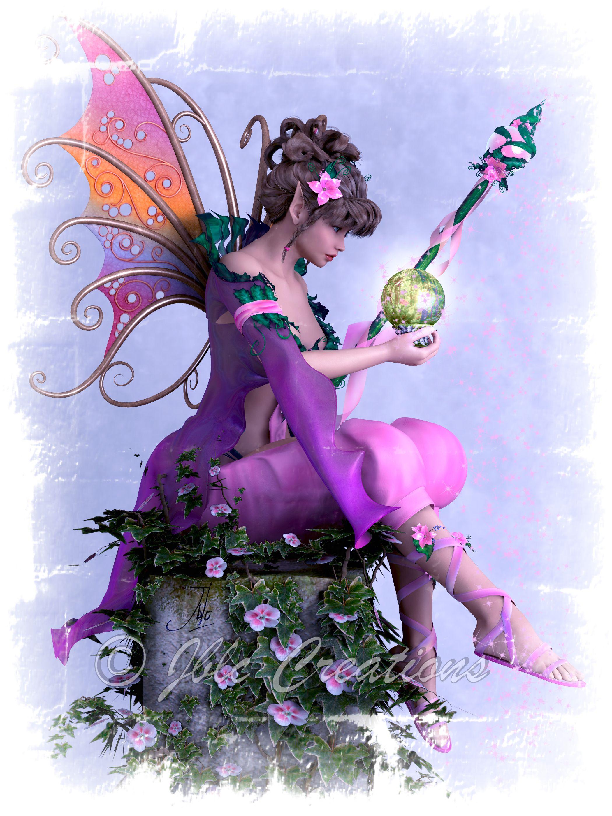 редкие картинки с феями и эльфами нее идеальное тело