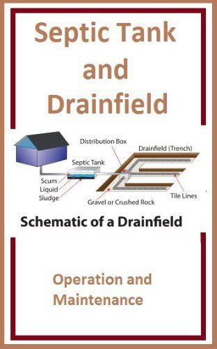 Septic Tank and Drainfield Operation and Maintenance by Ed D