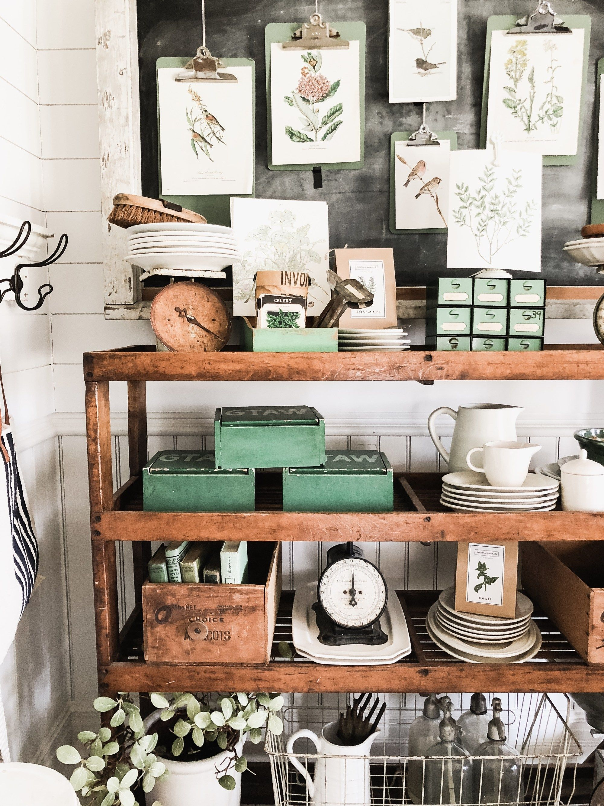 Flea Market Finds Vintage Home Decor