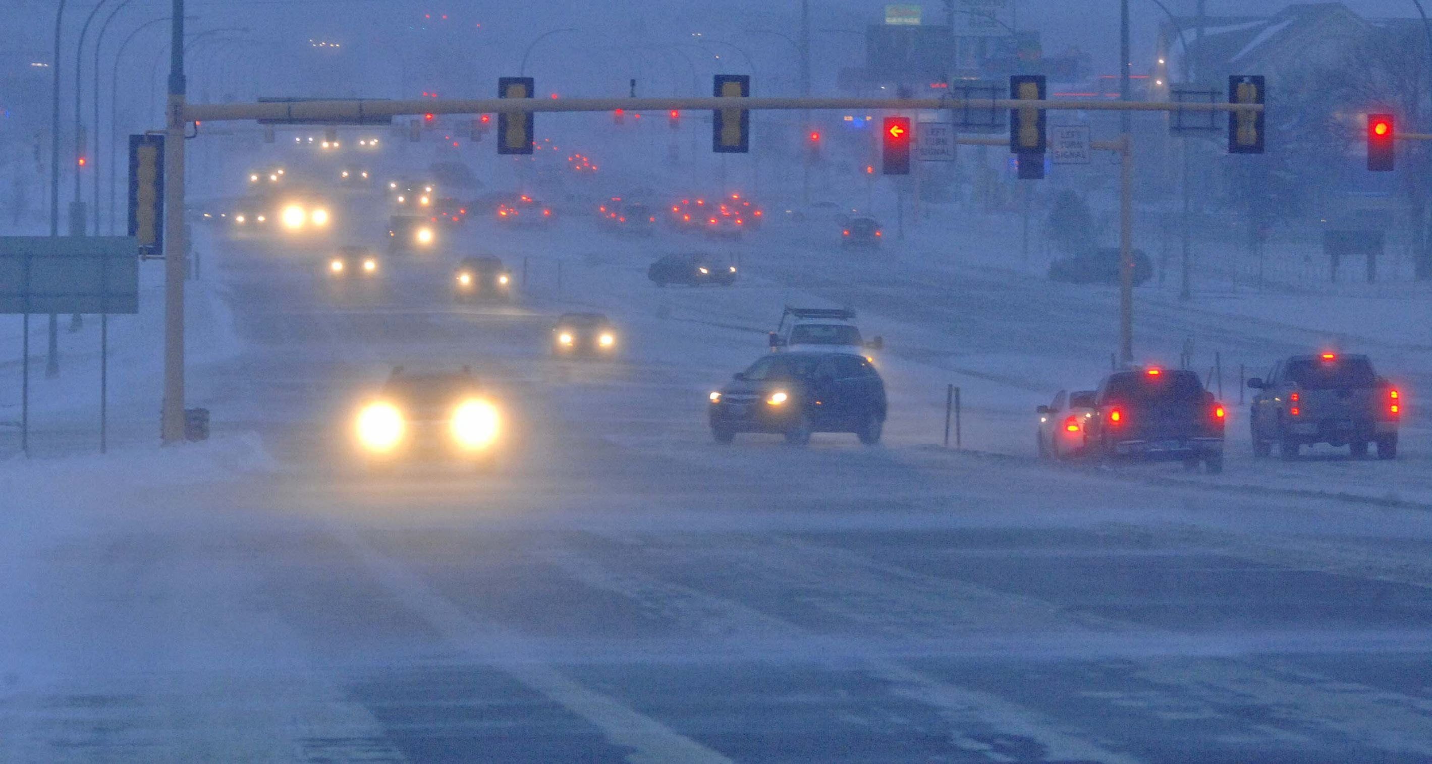 Winter storm freezes much of US