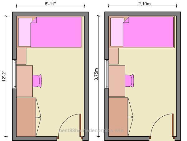 Bedroom Layout Design Glamorous Kids Bedroom Layout Design  Narrow Bedroom Bedroom Kids And Review