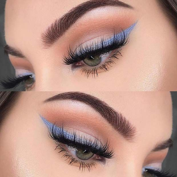 23 Pretty Eyeshadow Looks For Day And Evening Eyeshadow Looks