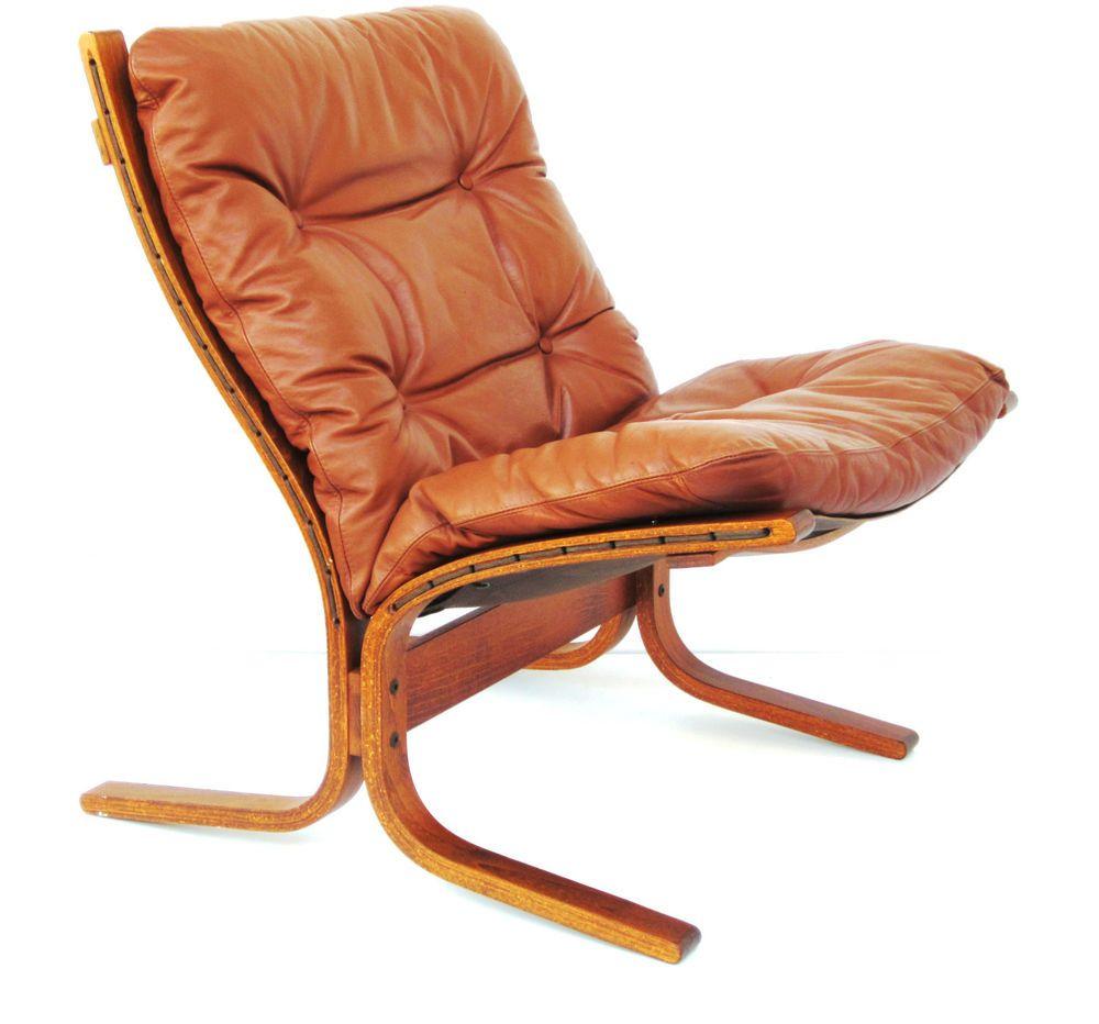 Westnofa Ledersessel Relax Sessel Lounge Chair Design