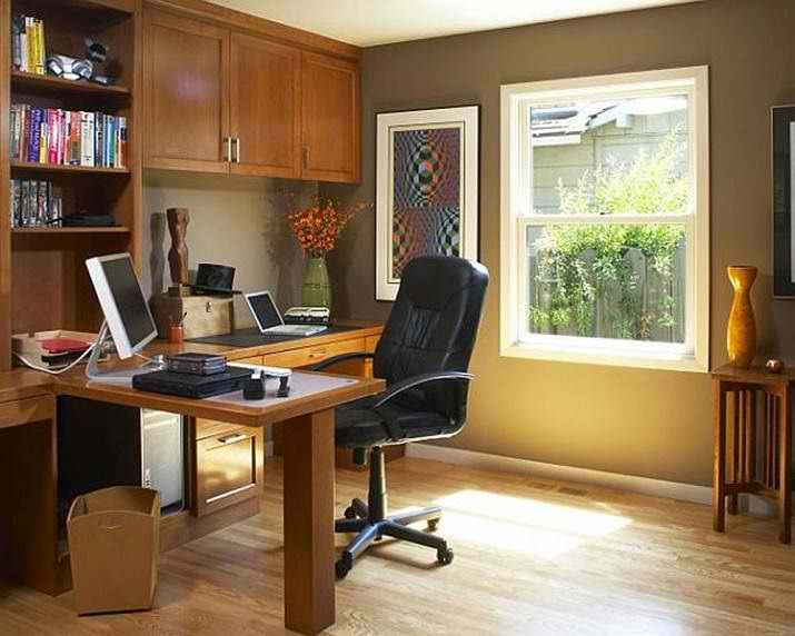 Office Design Ideas For Efficiency Masculine Home Offices Office Furniture Layout Small Office Furniture