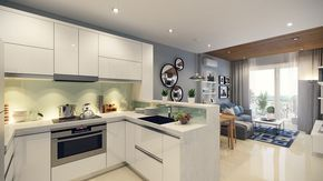 Small Open Plan Home Interiors Small Open Plan Kitchens Open Plan Kitchen Living Room Open Plan Kitchen Dining