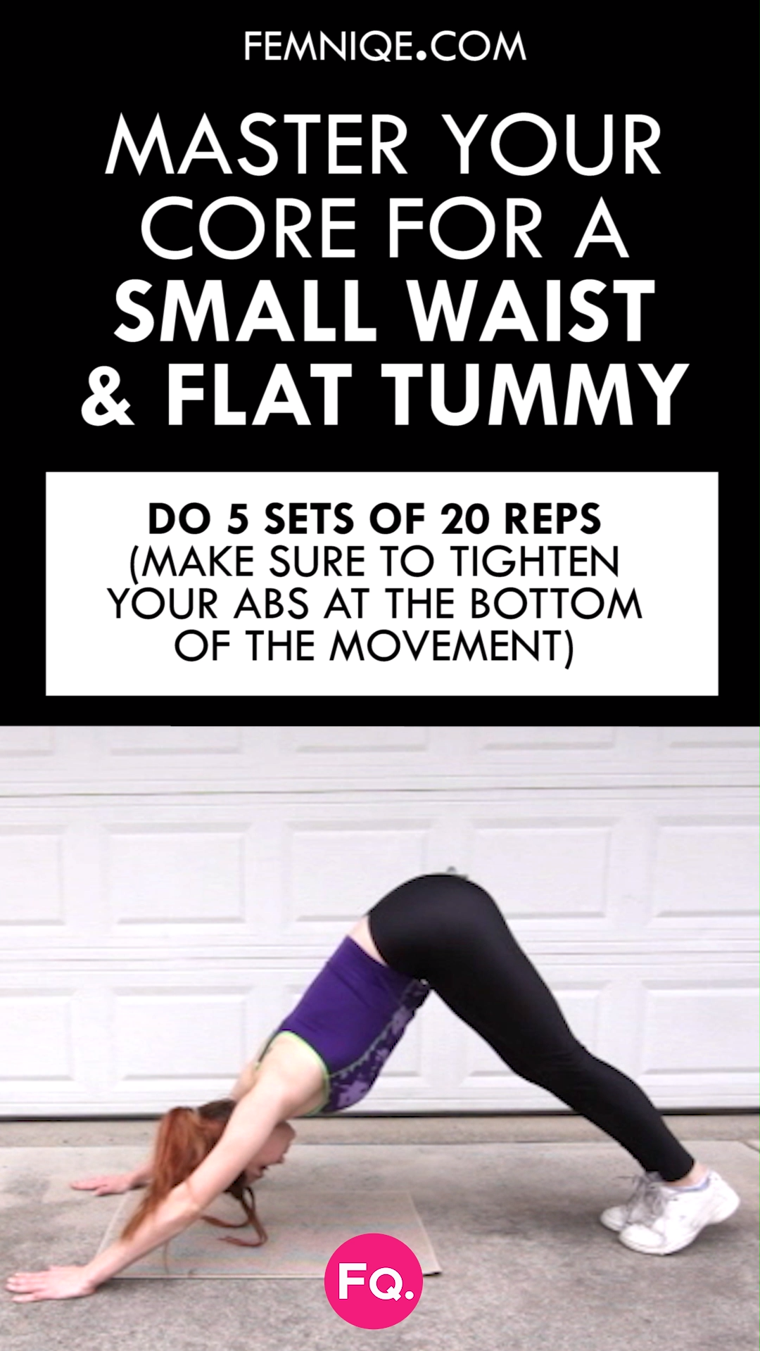 Do This Core Workout To Get The Flattest Tummy Ever! (Just 4 Exercises)