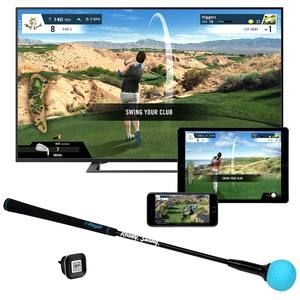 Phigolf WGT Edition by Topgolf - The Smart Golf Game Home Simulator