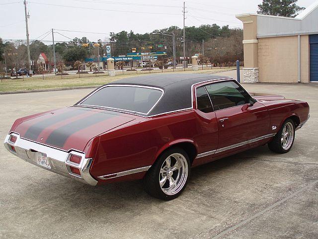 1971 Oldsmobile Cutlass For Sale Houston Texas Oldsmobile Cutlass Oldsmobile Old Muscle Cars