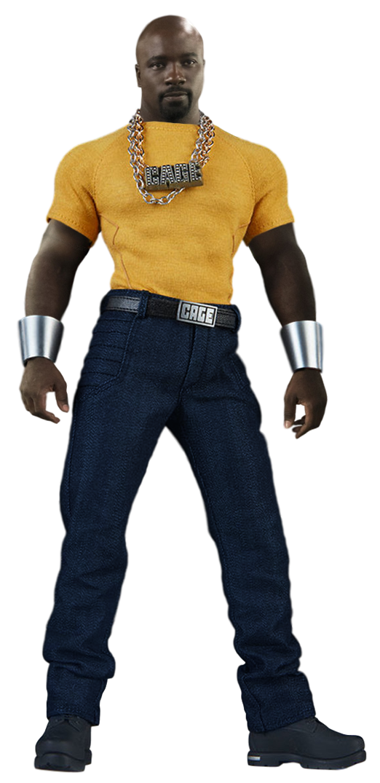 Luke Cage Power Man Transparent By Camo Flauge On Deviantart Luke Cage Power Man Luke