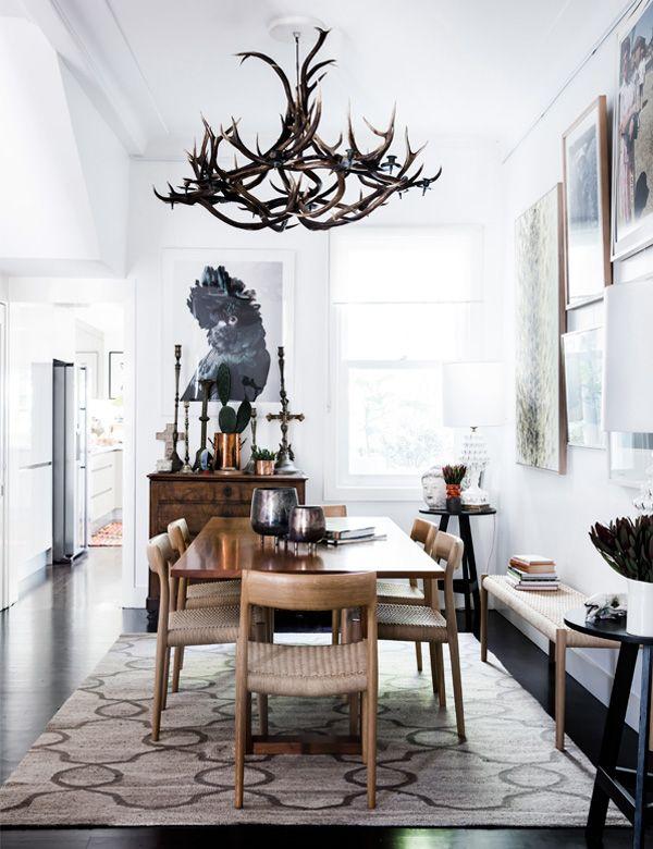 Richard Unsworths Dining Room