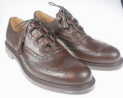 Nib #church\u0027s culloden custom grade #shoes 11 (10) goodyear made in