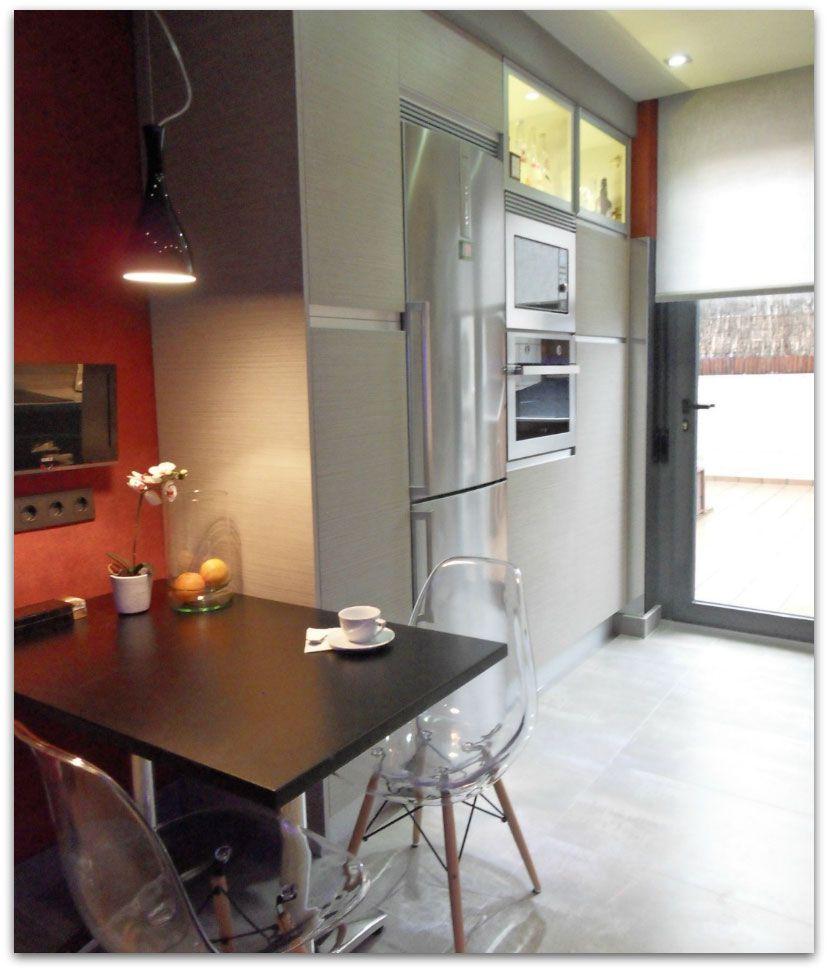 Nuestras Cocinas Orden Y Sencillez Con Buen Gusto Velocidad  # Muebles Cuchara