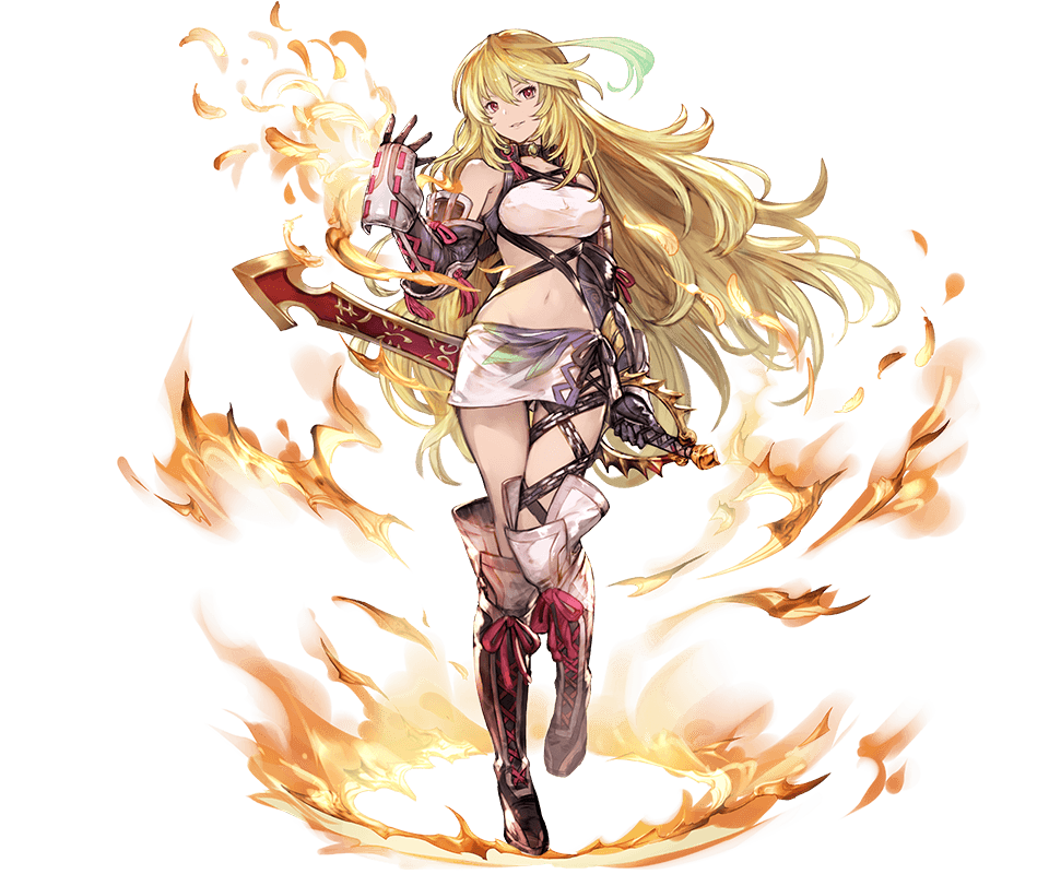 Milla Maxwell Granblue Fantasy Wiki (With images)