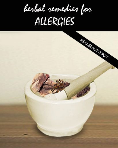 Most Effective Herbal Remedies for Allergies