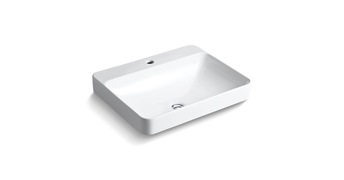 The Wide Shallow Basin And Minimalist Aesthetic Of The K 2660 1